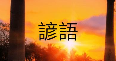 Bir Çin Atasözü; Mutlu olmak istiyorsan sevdiğin işi yap..