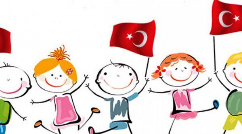 23 Nisan Milli Egemenlik ve Çocuk Bayramı Kutlu Olsun
