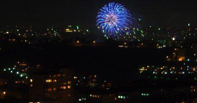 istanbul fotoğrafları havai fişek fotosu hilmi alıcı