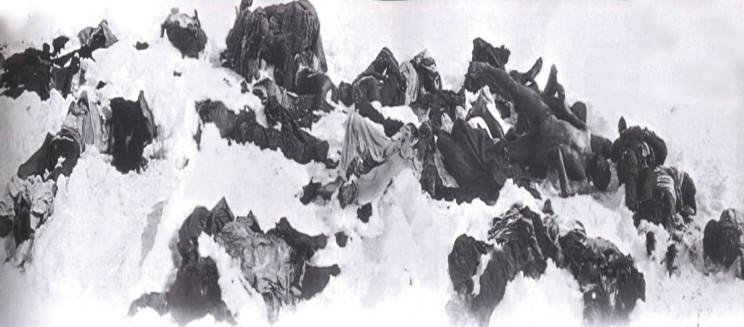 Sarıkamış Harekatı 1914, Hilya
