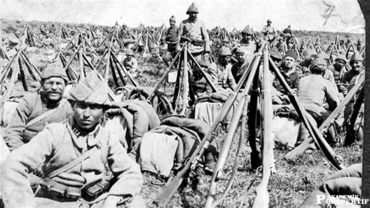 Birinci-Dünya-Savaşında-Osmanlı-Askerleri