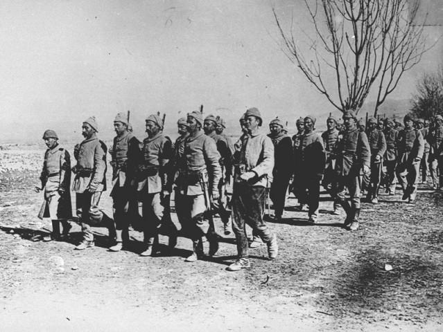 türk ordusu çanakkale