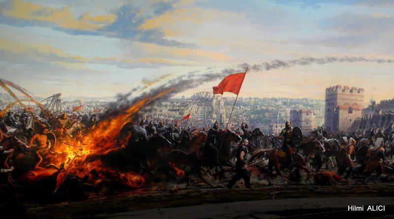 Foto Hilmi ALICI - İstanbul Panorama Müzesi