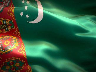 Türkmenistan Bayrağı - Türkmenistan Milli Marşı