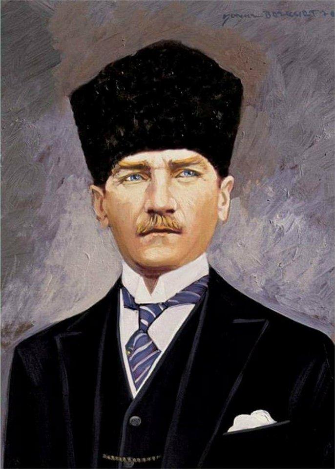 Mustafa Kemal Atatürk Anısına, Seçme Fotoğrafları
