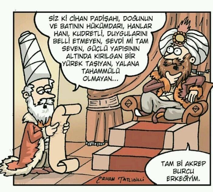 AKREP BURCU ERKEGİ