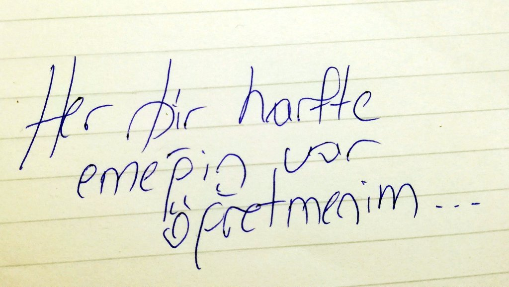 Öğretmenlerime hediyemdir; sevim kağzıman banu hülya hilmi cana meral koşar uzun salt alıcı semiz