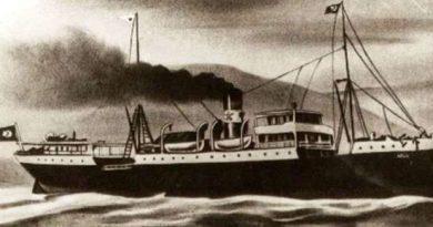 izmirin işgali, samusna çıkış, 15 mayıs 1919, 19 mayıs 1919 samsun, meral koşar hilmi alıcı
