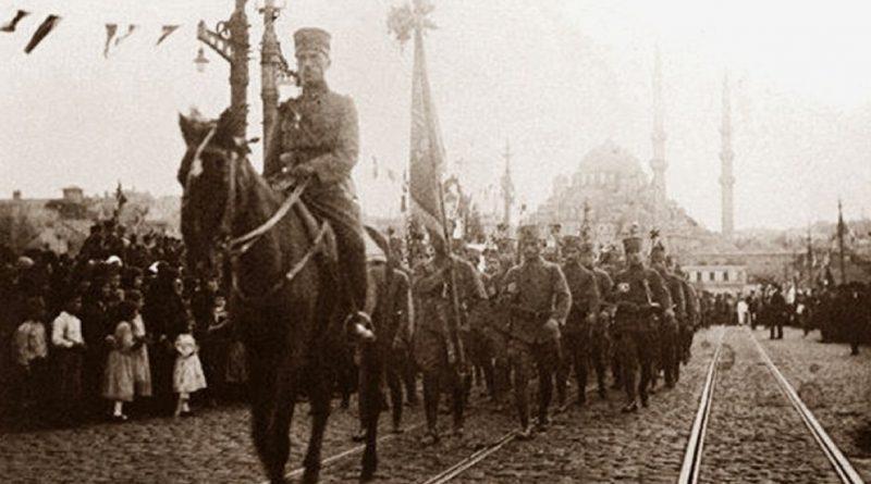 İstanbulun İkincii Fethi, Türk ordusu İstanbulda